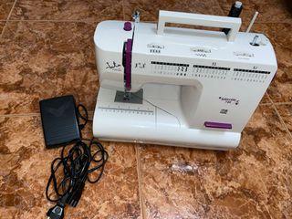 máquina de coser jata seleccion 740