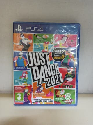 PS4 Just Dance 2021 NUEVO