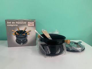 Set de fondue completo