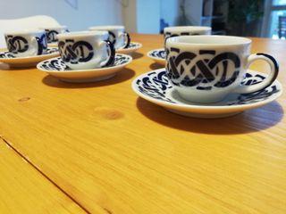 Juego de café Sargadelos