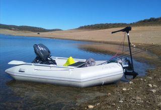 Barca zodiac + Motor Yamaha 4 cv