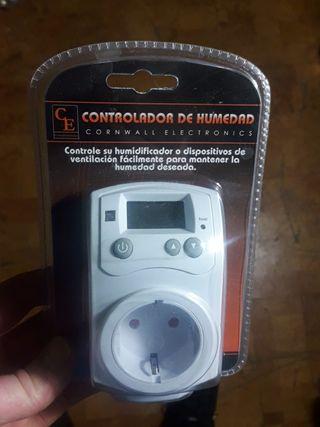 enchufe controlador de humedad