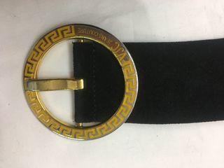 Cinturón de mujer Versace