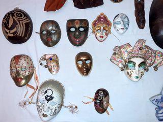 70 Máscaras del mundo