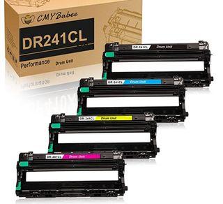 4 Cartucho tinta compatible para impresora brother