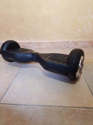 Hoverboard / monopatín eléctrico color Negro