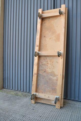 Tablero Base para transportar materiales