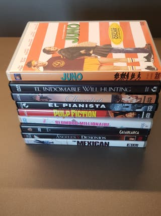 Varias peliculas dvd