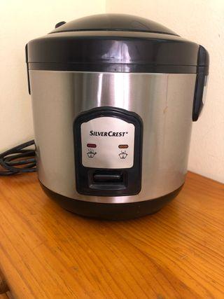 Cocedor de arroz Silvercrest