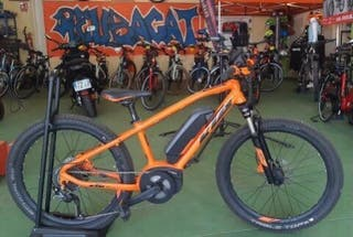 KTM Macina Mini Me 241 Kid (Bicicleta Eléctrica)