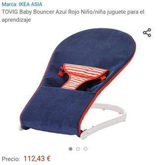 hamaca bebé Ikea