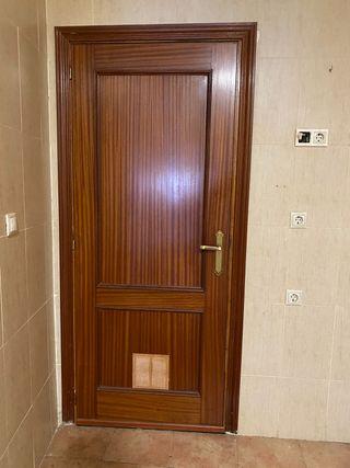 9 Puertas de madera