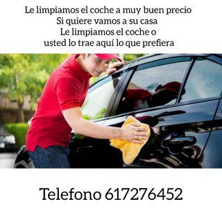 limpiamos coches