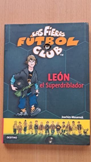 Las fieras Fútbol Club.León el superdriblador
