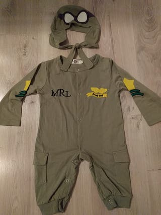 Disfraz Aviador (3-4 años)