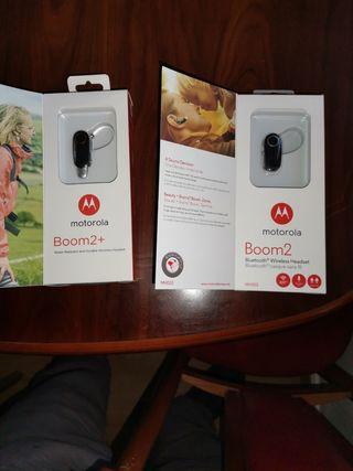 Motorola boom 2 y boom 2+