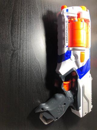 Pistola Nerf ultimate a dardos goma espuma