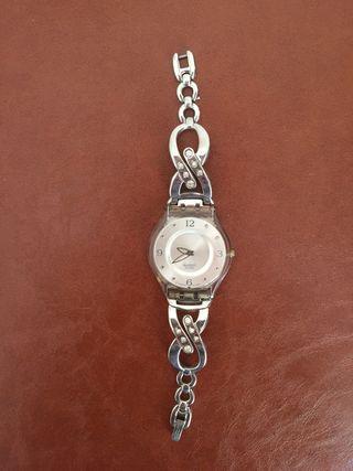Reloj Swatch autentico de mujer
