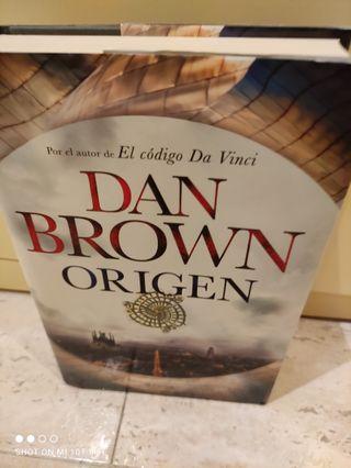 Origen- Dan Brown