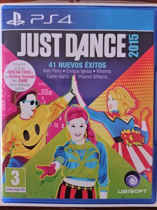 Just Dance 2015 para PS4