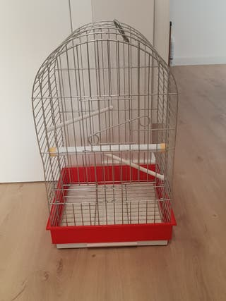 jaula para agaporni/periquito/ninfa