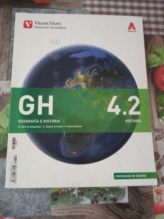 Geografía e Historia 4eso