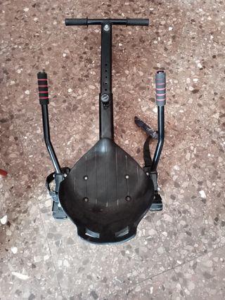silla sillín board patín patinete eléctrico