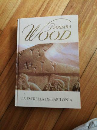 Libro La estrella de Babilonia. Barbara Wood