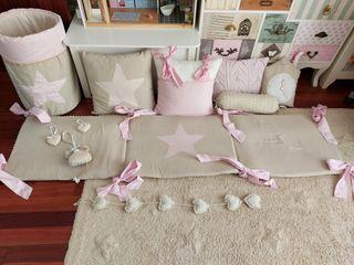conjunto habitación infantil