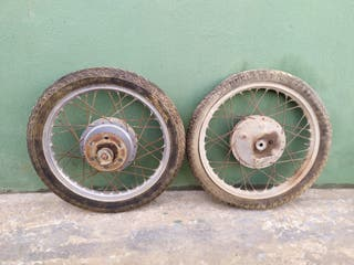 ruedas montesa