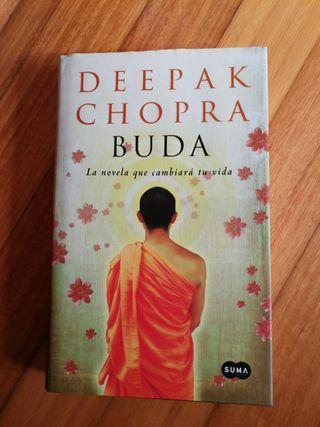 Libro Buda. Deepak Chopra