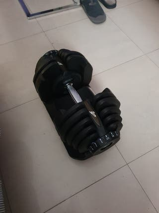 Mancuerna ajustable 5 a 40 kg