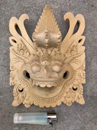 Máscara de Bali