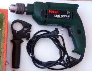 Taladro percutor Bosch CSB 500-2