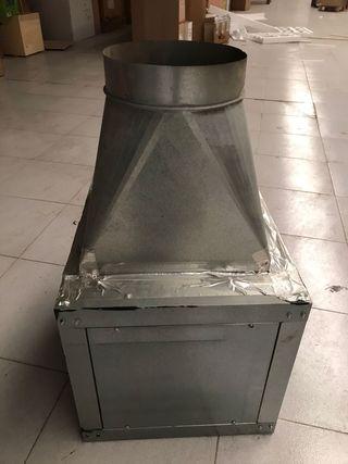 Caja de ventilación 9/9 0.35W