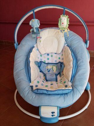 Hamaca bebé Bright Stars Confort Harmony