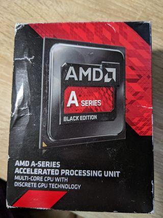 procesador AMD A10 7850k