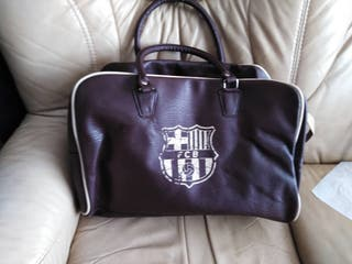 bolsa vintage F. C Barcelona