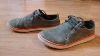 Zapatillas de lona Timberland Numero 34