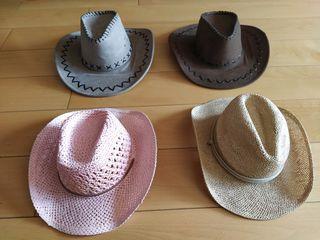 Sombreros tipo cowboy