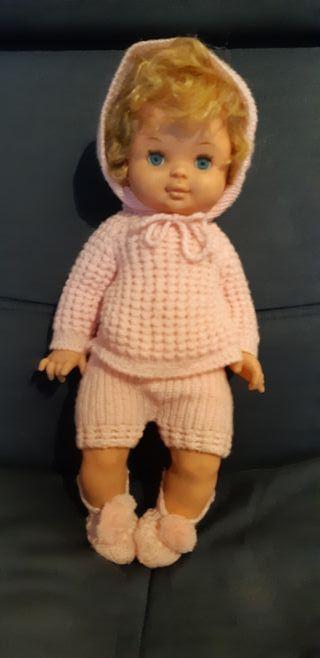 Muñeca años 70