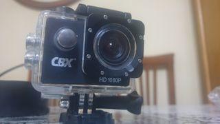 Camara HD1080 Goupro Aquatica practicamente nueva