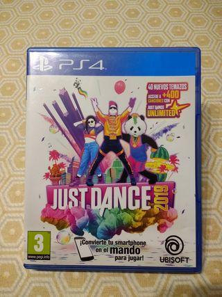 Just Dance 2019 para PS4