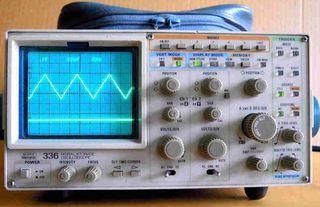 Osciloscopio Sony Tektronics