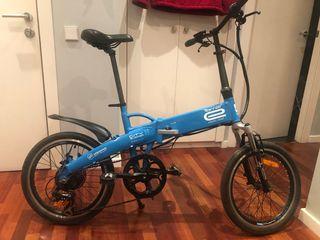 Bicicleta eléctrica Torrot plegable