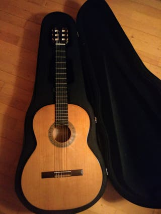 Guitarra Estruch Luthiers - Modelo Flamenco 1