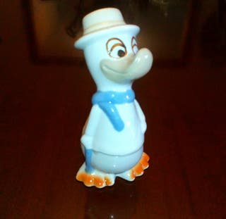 Figura porcelana Pato Donald Walt Disney