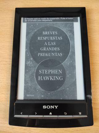 ebook Sony PRS-T1 libro electrónico