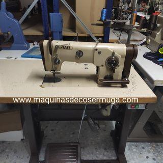 maquina de coser pfaff 418 zig zag triple puntada