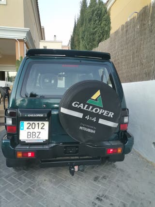 Galloper Super Exceed 2001